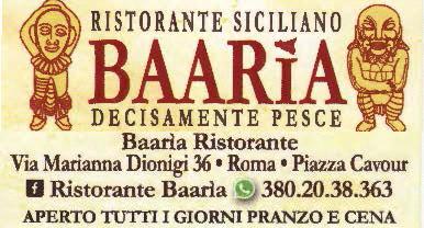 Ristorante Baaria Roma