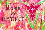 Winner by instinct