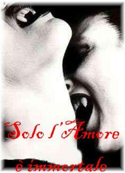 Il bacio del vampiro - Racconto di Mirella Santoniccolo